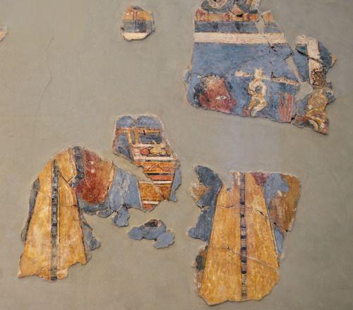Hagia Triada (1350-1300 B.C)