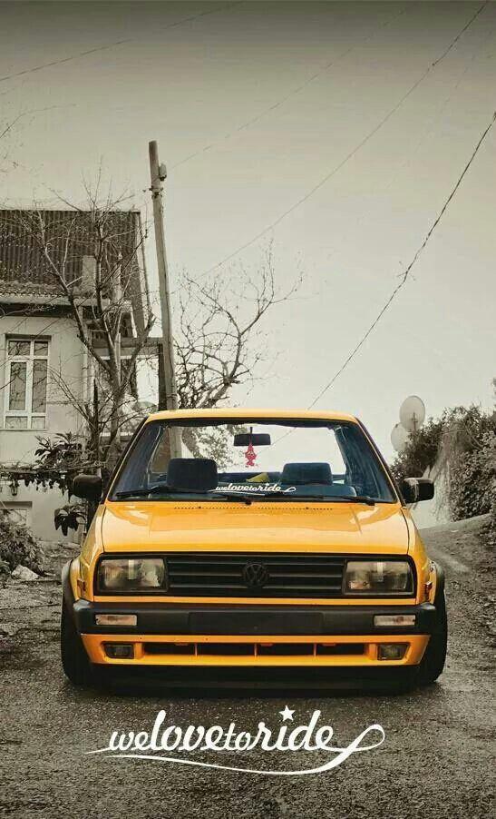 Vw jetta mk2 | Vw for life!!!! | Pinterest