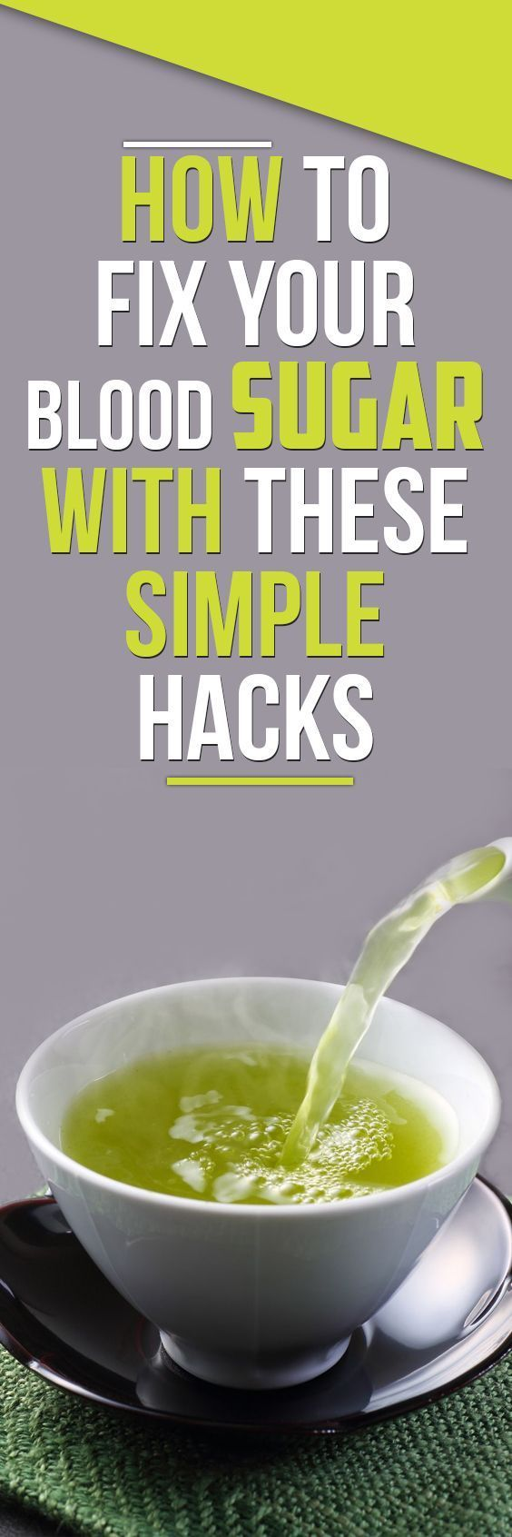 Simple Hacks to FIX Your BLOOD SUGAR