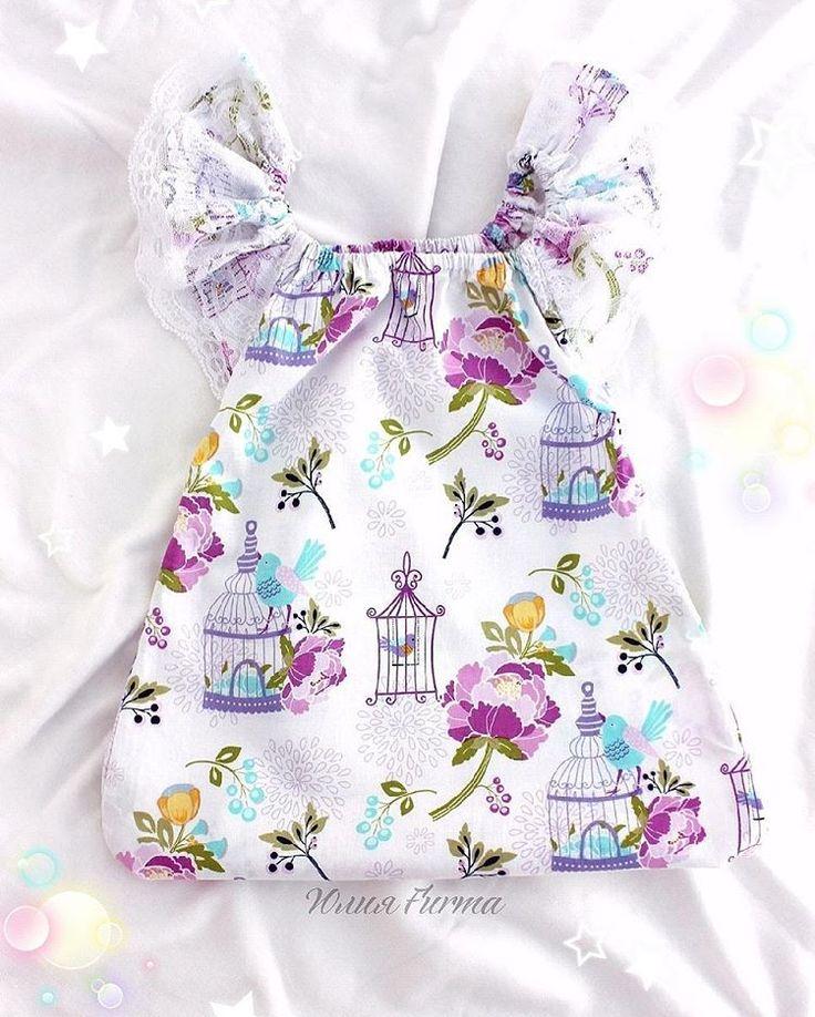 """Сшила дочке платье!☺👧Не судите строго, платье шила первый раз.🙈 Ткань доча выбрала сама!😊 Сперва сказала своё строгое """"нет"""", но потом все же из нескольких вариантов выбрала именно эту!😄 Мамы дочек, на заметку, теперь могу шить на заказ платья для ваших принцесс!😌За милую ткань спасибо @styleclub_hobby 👏 #платье #платьеназаказ #платьедлядевочки #лето #платьедляпринцессы #ручнаяработа #краснодар #рюши #фотоальбомдлямалышки #фотоальбомвподарок #фото #фотоальбом #фотоальбомвпереплете…"""