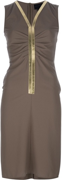 Hotel Particulier Fitted Kneelength Dress - Lyst