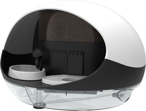 Catspad, the smart automatic cat feeder and water fountain | catspad.com