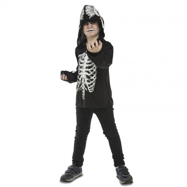 Déguisement Squelette Casual garçon #costumespetitsenfants #nouveauté2017