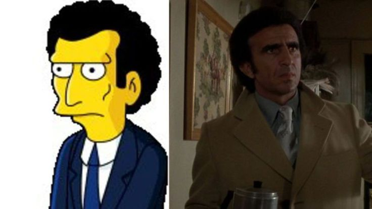Goodfellas actor loses lawsuit claiming The Simpsons stole his likeness