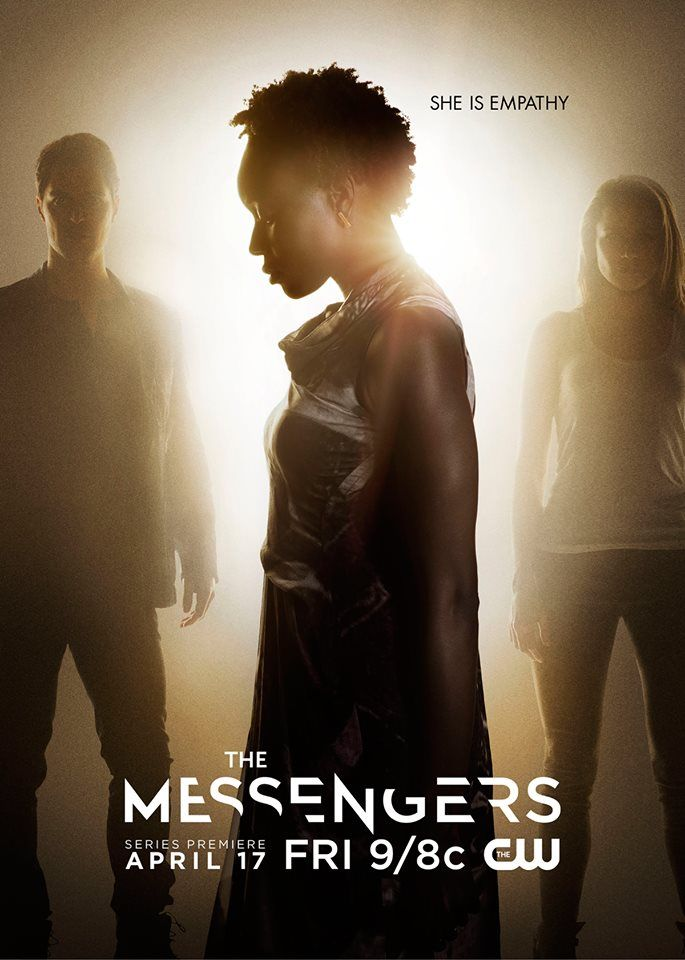The dead will rise Friday, April 17 on the series premiere of #TheMessengers.