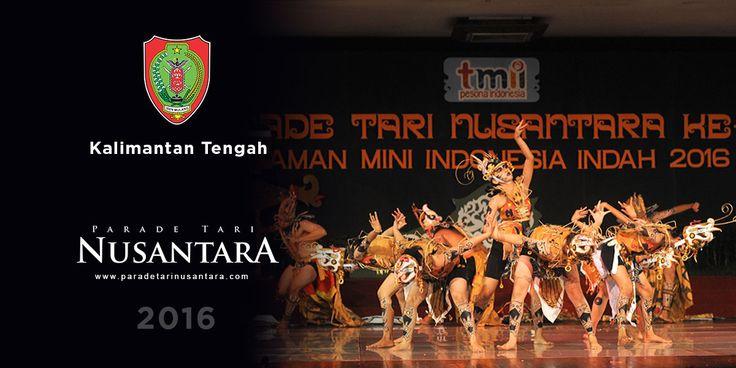 Parade Tari Nusantara 2016 : Poja'at Daung, Kalimantan Tengah
