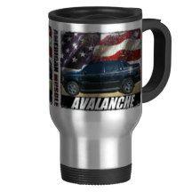 2013 Avalanche LT Travel Mug