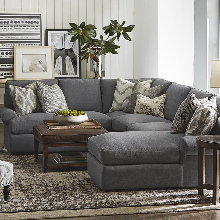 Sutton U Shaped Sectional 14 best Sectional Sofas