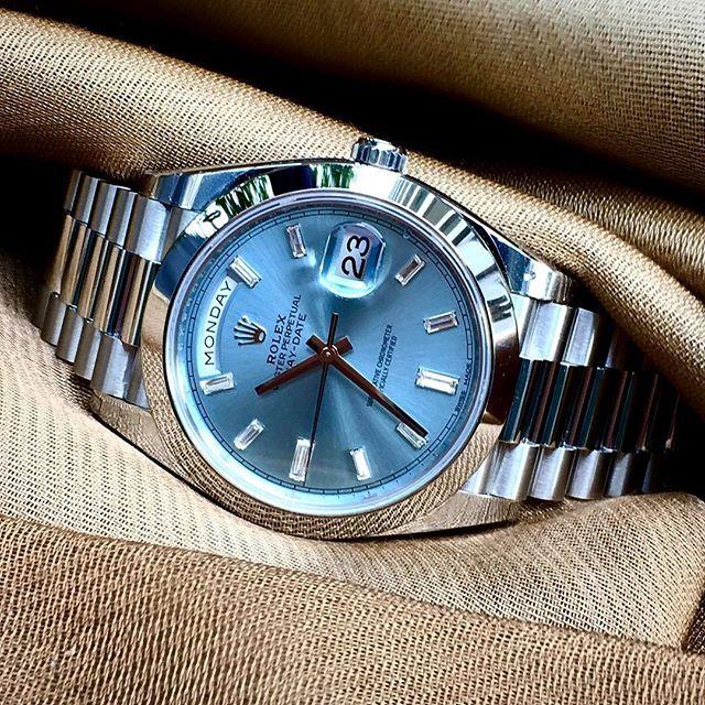 DAY DATE 40 | http://ift.tt/2cBdL3X shares Rolex Watches collection #Get #men #rolex #watches #fashion