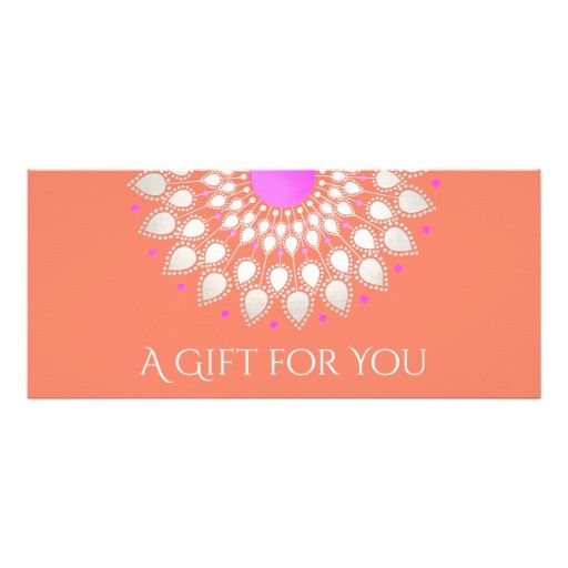 11 best lotus flower business cards images on pinterest lotus pink lotus flower massage floral gift certificate colourmoves