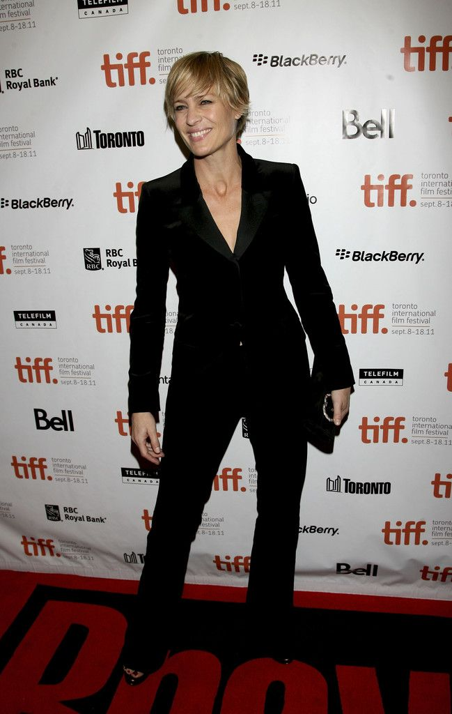 "Robin Wright Penn - ""Rampart"" Premiere - 2011 Toronto International Film Festival"