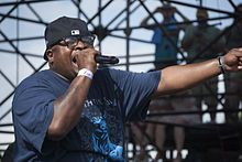 Brad Terrence Jordan (born November 9, 1970), better known by his stage name Scarface, is an American rapper and singer. He hails from Houston, Texas and is a member of the Geto Boys.[