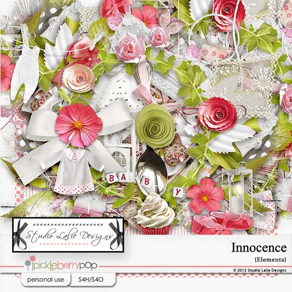 Studio Lalie Designs - Innocence  https://www.pickleberrypop.com/shop/product.php?productid=26111=0=1