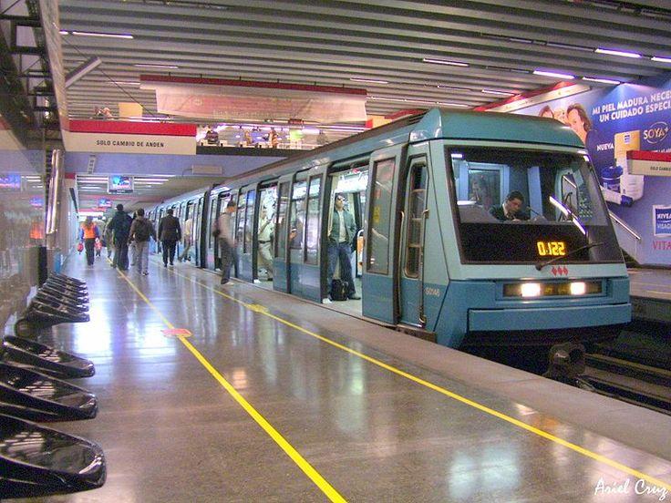 Tobalaba 815 - Metro de Santiago - Wikipedia, la enciclopedia libre