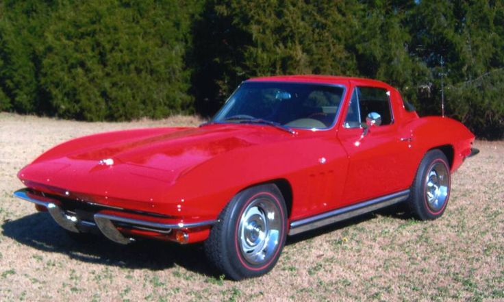 1965 Corvette Stingray Coupe 327/300