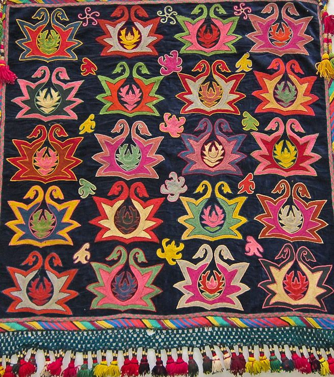 Samarkand to Bukhara: Lakai Embroidery, Shakhrisabz and Disco Dancer!