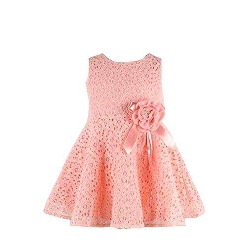 Kleid Mädchen (0-7 Jahre alt) Kolylong 1PC Blumenspitze P... https://www.amazon.de/dp/B01D15TFDS/ref=cm_sw_r_pi_dp_x_qAWWybFTXF0PY