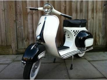VESPA LX 125 I.E. 3V | Private Advertiser | Used Scooter for Sale | Scootersales