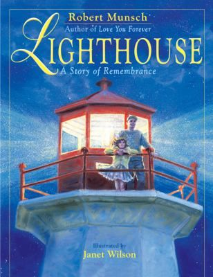 """FICTION:All her life, Sarah has heard about her father and grandfather's visits to the lighthouse in the middle of the night. One night, she wakes up her father. """"Tonight,"""" she tells him,""""is the night to take me."""" And they set off, through the darkness and the fog, on a very special journey."""