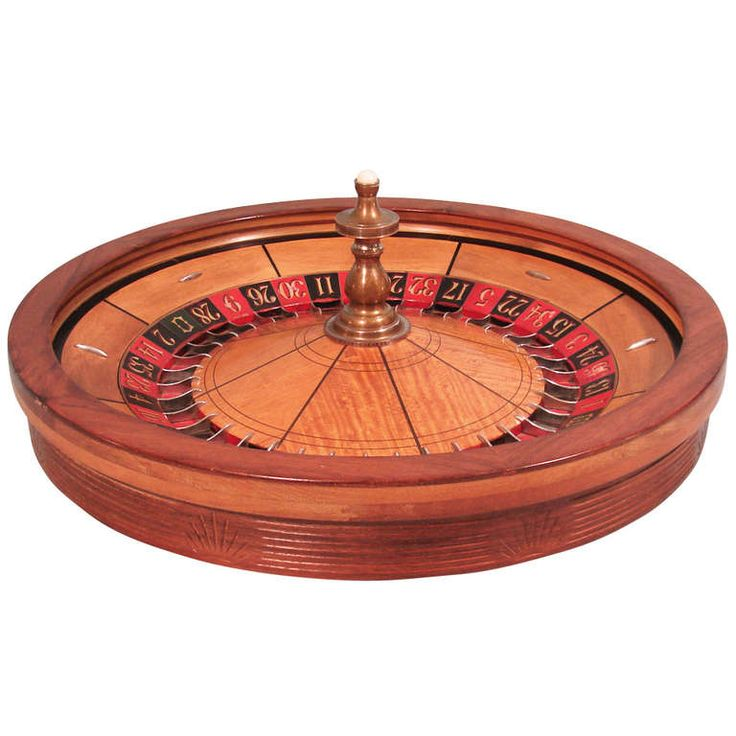 casino size vintage roulette wheel unique modern and game. Black Bedroom Furniture Sets. Home Design Ideas