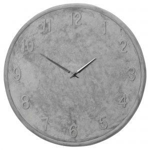 Zegar duży betonowy Cardea Lene Bjerre