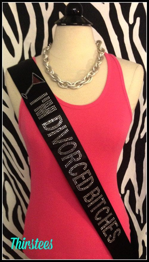This Sash is made from double faced satin and is embellished with sparkling rhinestones.  Dimensions are 3 wide and 72 long End is left open for you to adjust length if needed-ends are heat sealed- A sparkling rhinestone pin is included as well as an organza gift bag.   *** DISCOUNTS-Purchase 5 or More -The 6th is free (or any design in the same group/same style/same price-equal or lesser value*custom not included*)- you just need to order and pay for a minimum of 5 and the 6th one ...
