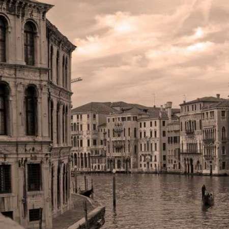 Gondolas and Palazzos II
