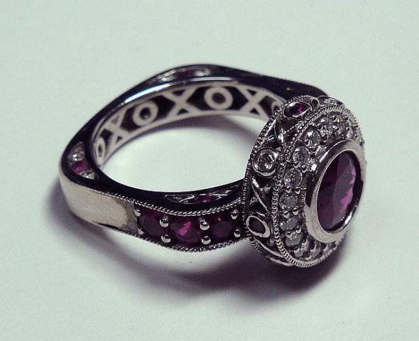 228 best rings images on pinterest engagements weddings for Jewelry making classes san diego