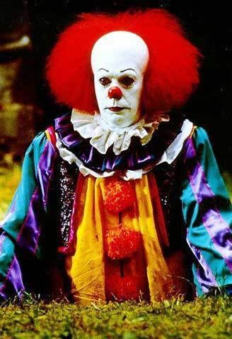 Dear Stephen King, I love you (but not Pennywise, so please refrain from using this character in the future). Thanks!