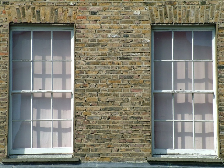 The Typical Georgian Or Regency Window Had A Sash Treatment Described As Eight Over Six Historic English Interiors And Furniture