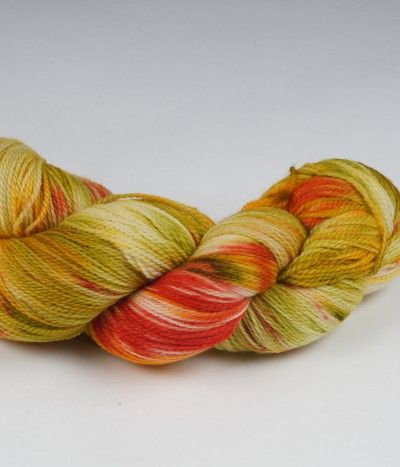 Håndfarvet Merino - Kornneg
