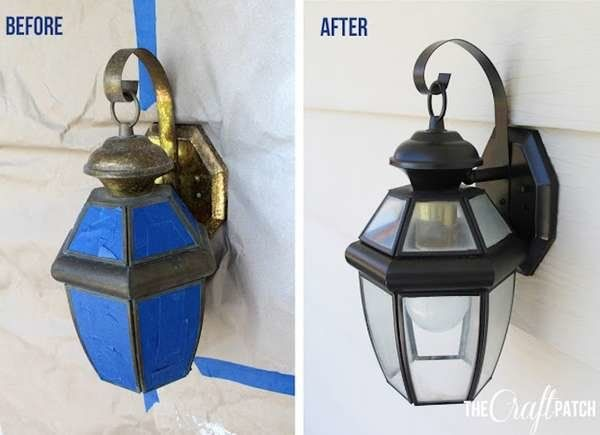 Pin On Painting Outdoor Light Fixtures