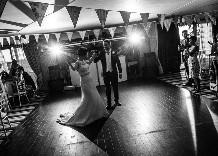 Eli & Liam - First Dance - Marcus Holdsworth Photography