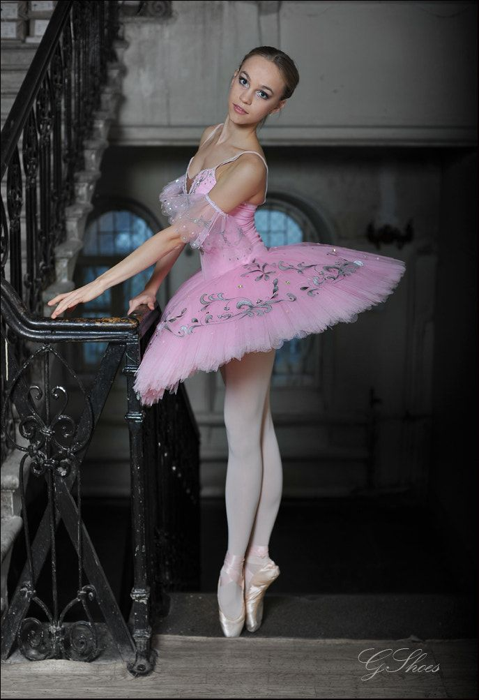 Балерина Вика Балдина