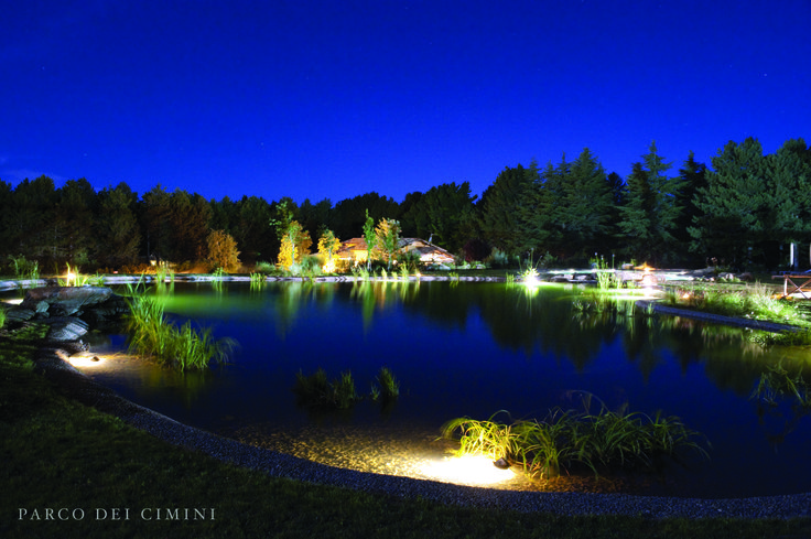 Il Biolago di notte