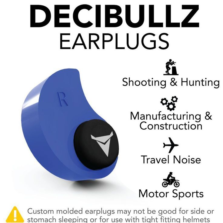 Hearing Protection for Shooting, Swimming
