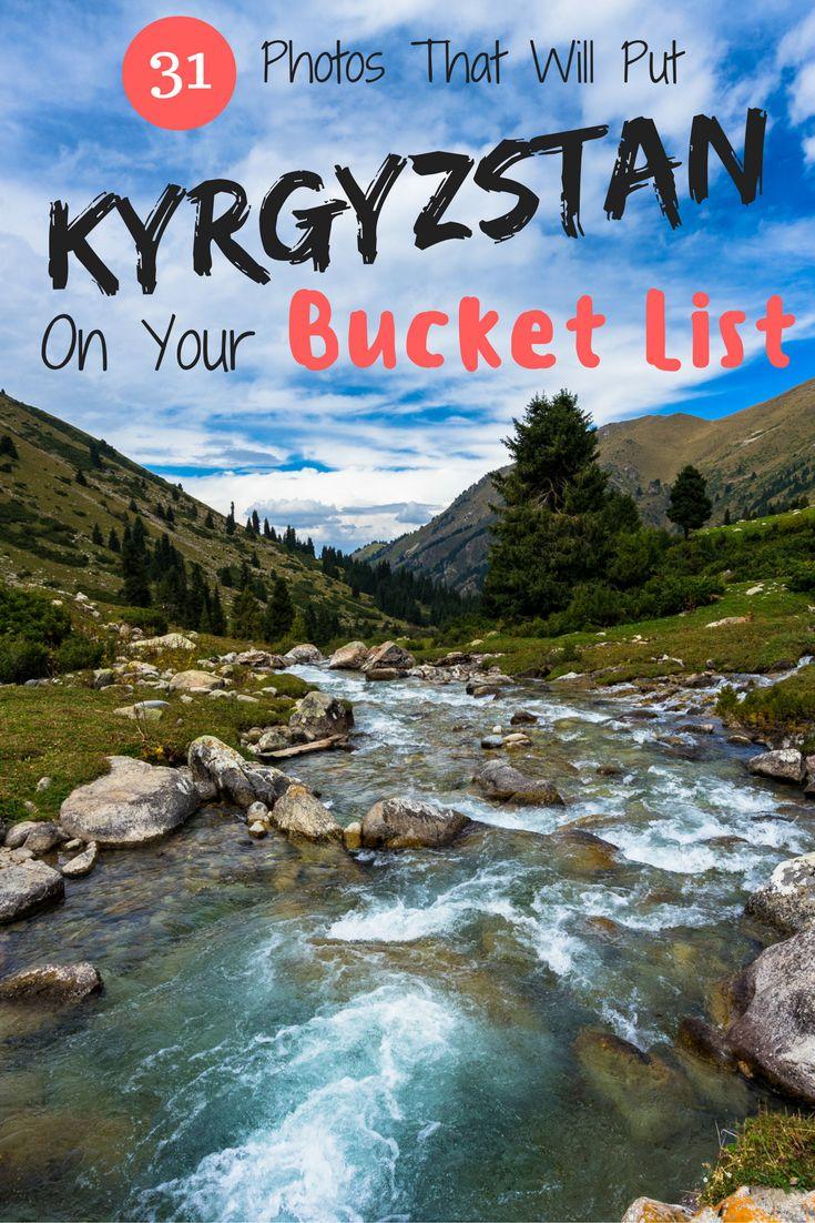 Kyrgyzstan essay