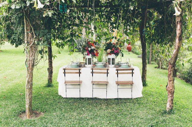 A Wedding at a Coffee Plantation in El Salvador