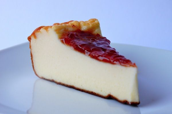 Tarta de tofu y queso   RECETA http://www.trespometes.com/index.php/recetario/dulce/sin-remordimientos/138-tarta-de-queso-y-tofu