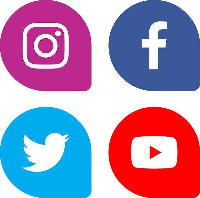 MagnetsSocial Media TikTok Savage Icons Pin Badges