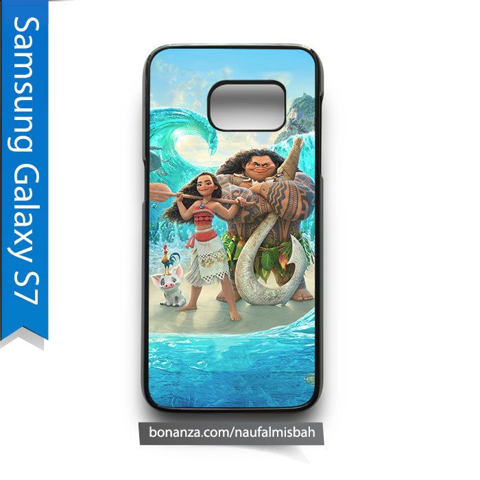 Moana Maui Pua Hei Hei Samsung Galaxy S7 Case Cover
