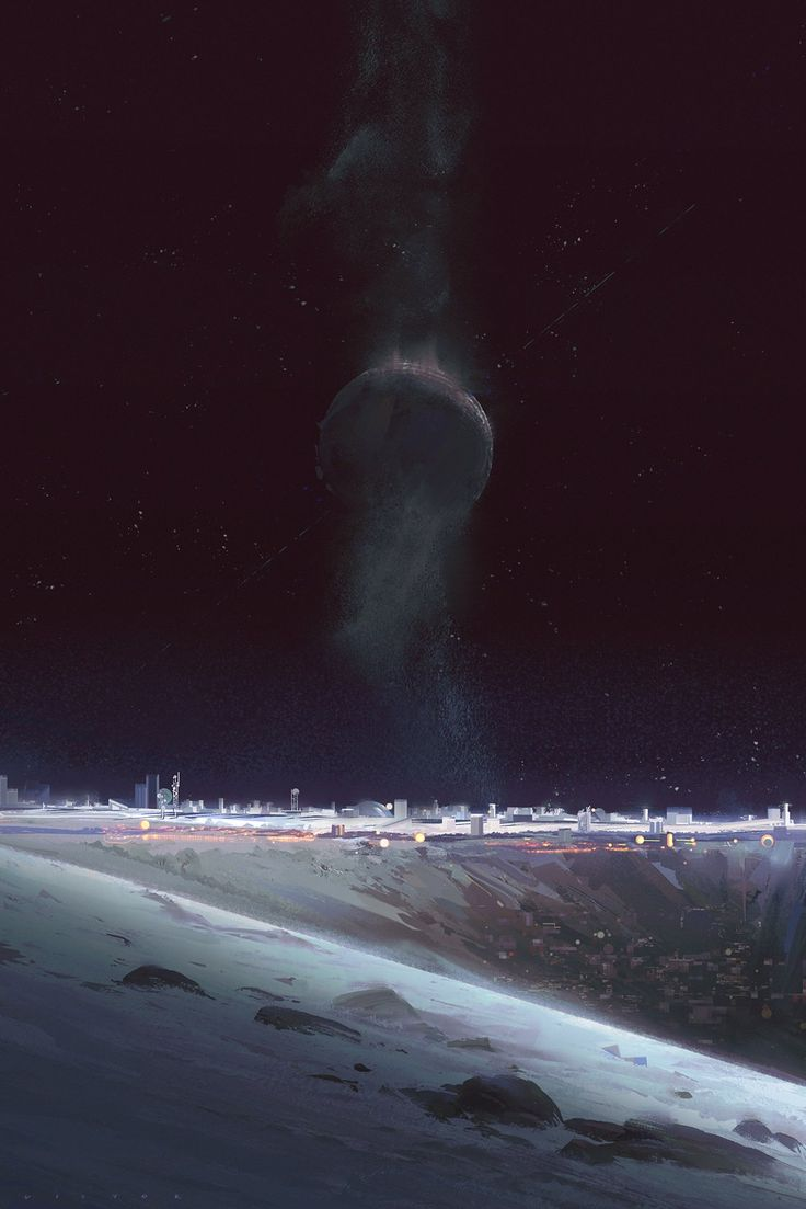 ArtStation - Luna - New Moon, victor mosquera