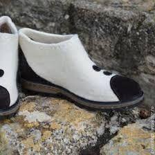 Image result for валяная обувь