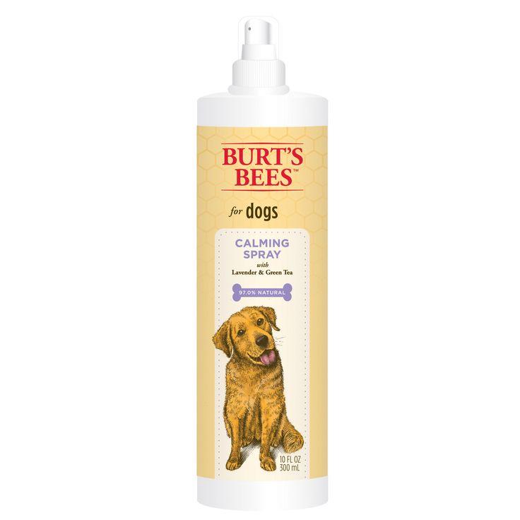 Burt's Bees for Dogs Calming Spray. Help your dog get zen. #PetcoPlaylist @petco