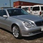 Mercedes Benz e-class 2003 in Silver stock 54099. CSO Japan gives you free membership of Japanese car auction from where you can get second hand cars of your choice. We export Japanese used cars to Tanzania, Kenya, Zambia, Zimbabwe, Trinidad, Jamaica, Uganda, Myanmar etc.