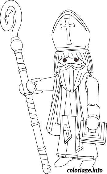 14 best Coloriages Playmobil images on Pinterest