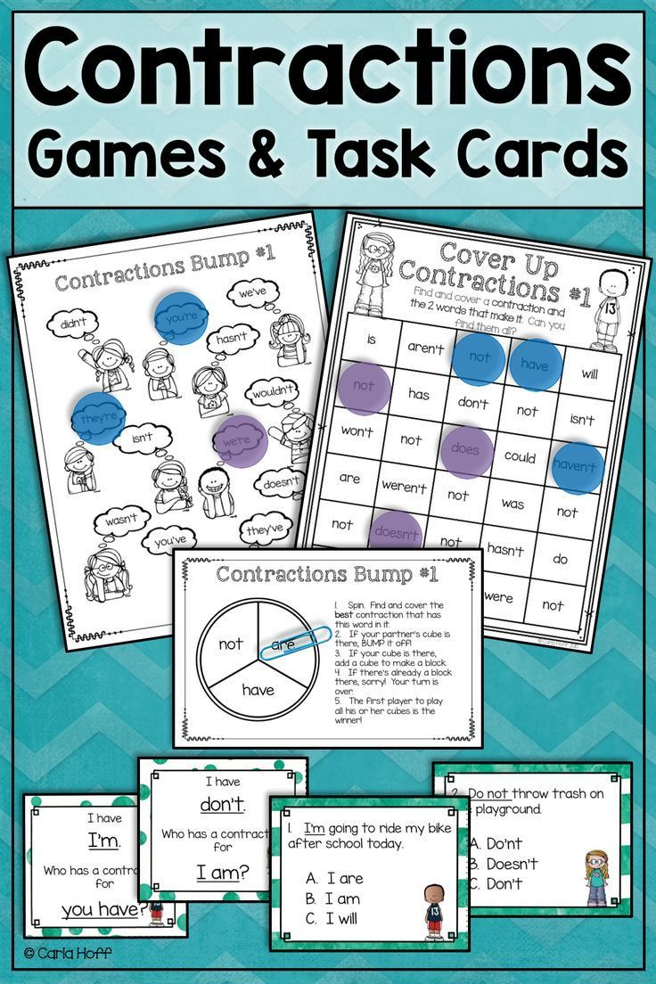 medium resolution of Math #english #grammar #worksheets #cards english grammar worksheets task  cards