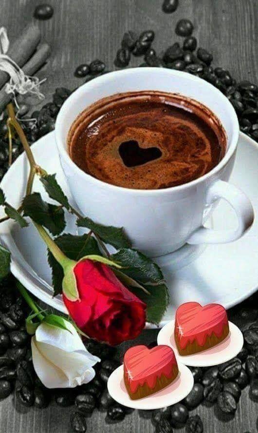 кофе с молоком картинки красивые и с розами обои являются дышащим
