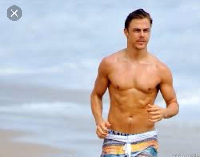 Derek Hough........shirtless