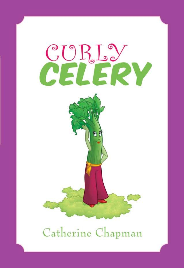Curly Celery  Now available at www.bestfoodfriends.com